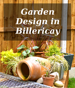 Garden design in Billericay
